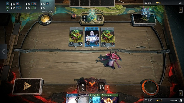 Artifact The Dota Card Game
