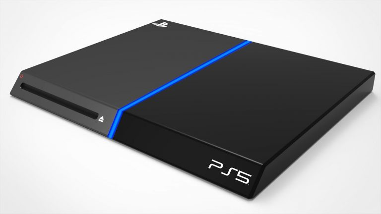 Playstation 5 concept art
