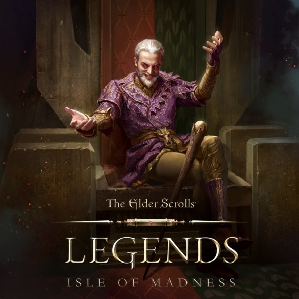 The Elder Scrolls Legends art