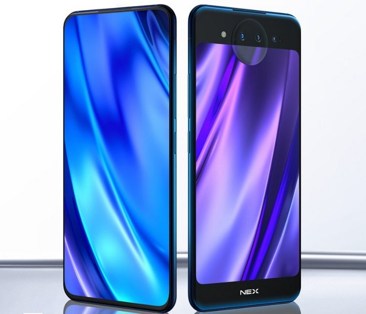 Vivo Nex Dual Display Edition смартфон
