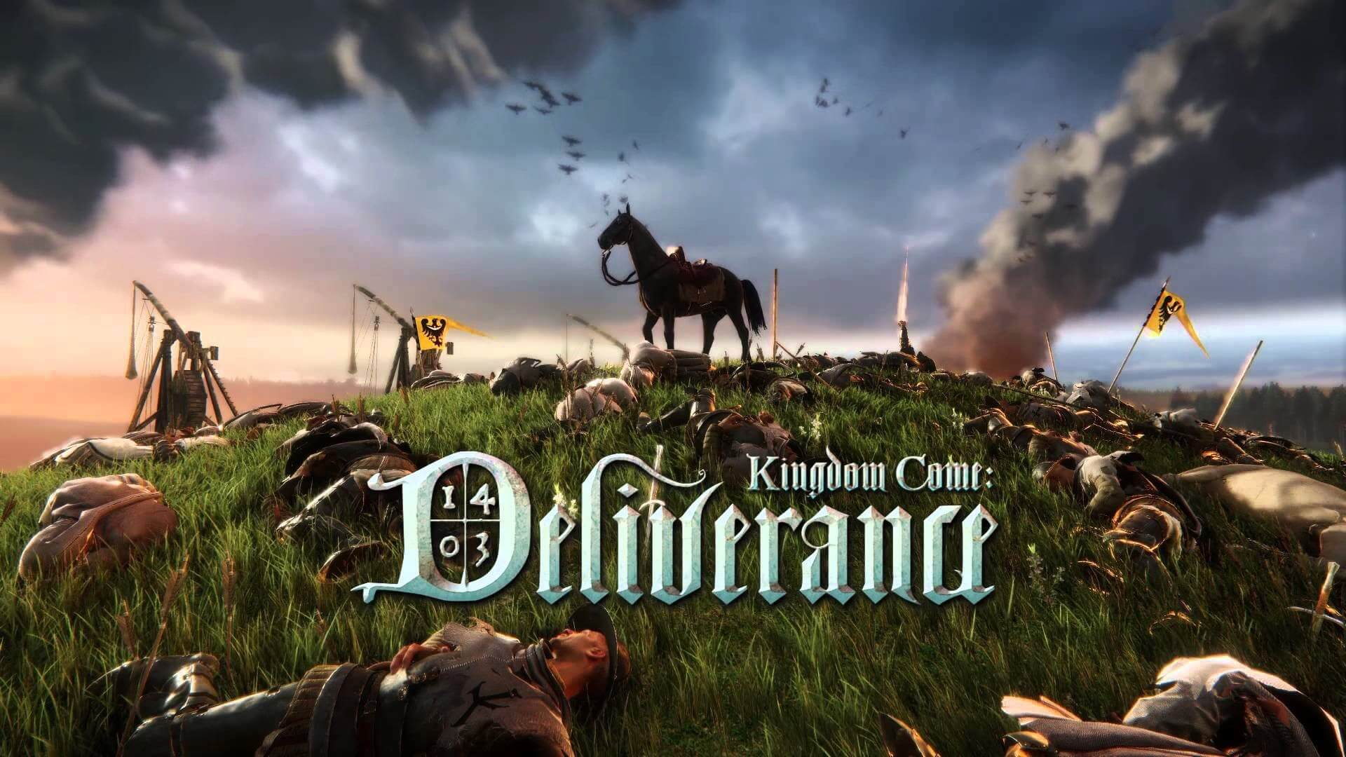 Kingdom Come Deliverance art