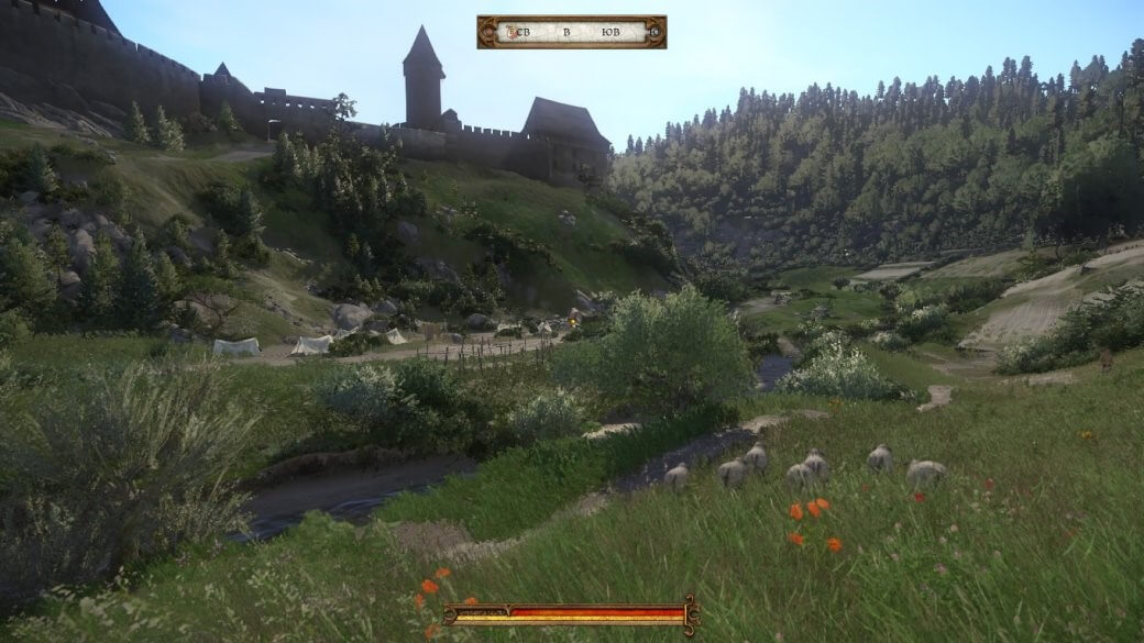 KINGDOM COME DELIVERANCE прохождение