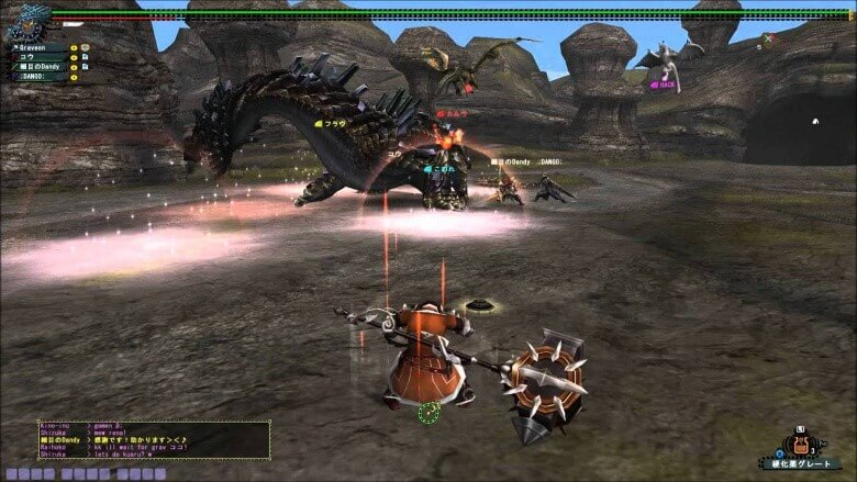Monster hunter 2006