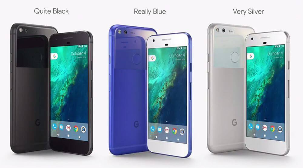 Pixelphone by google