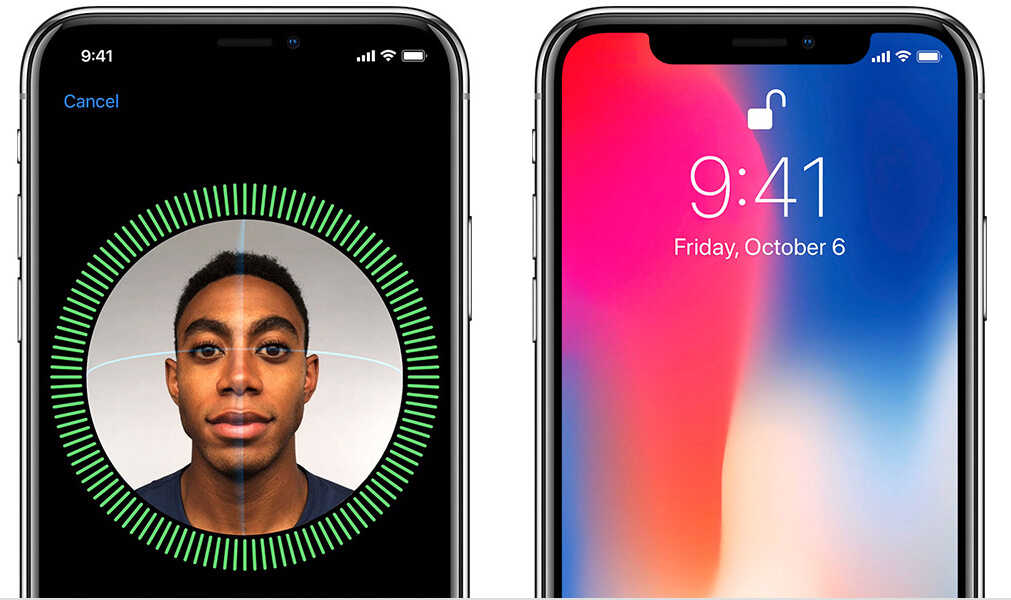 Проблемы с Face ID iPhone X
