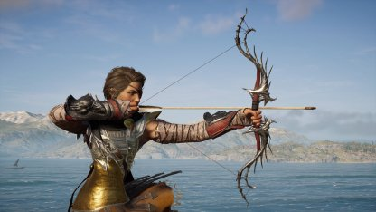 Лук Аида Assassins Creed Odyssey