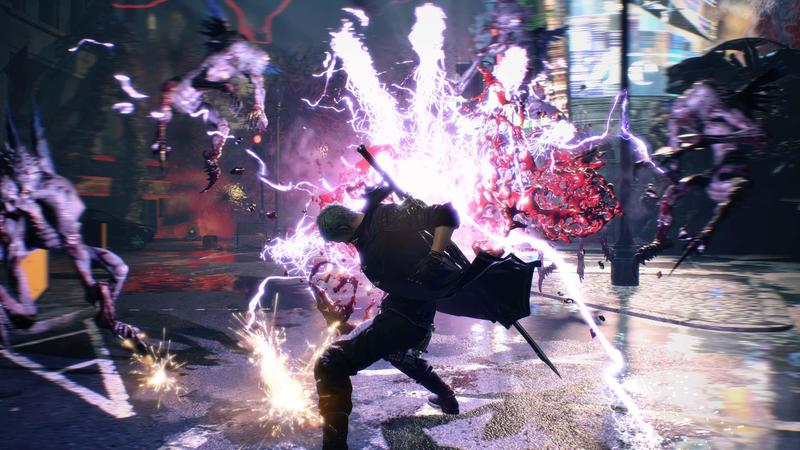 Devil May Cry 5 обзоры