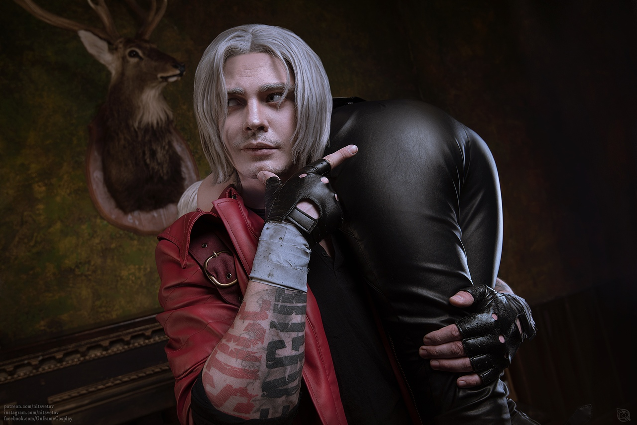 Лучший косплей недели: Devil May Cry 5, Darling in the Franxx, Alice: Madness Returns